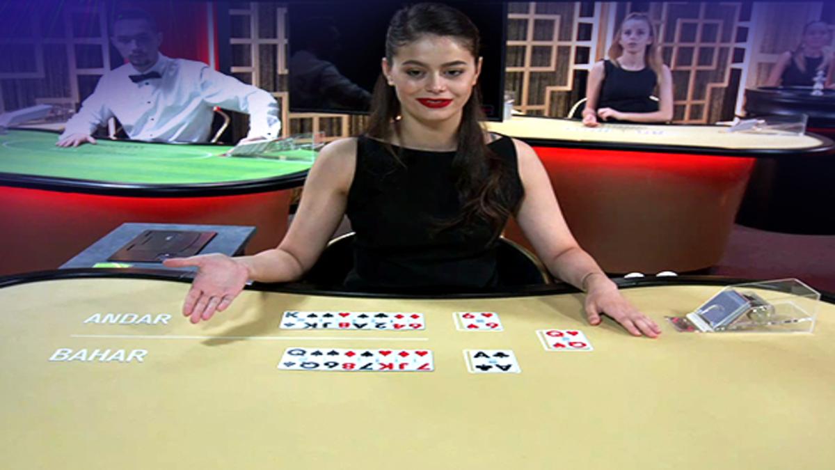 Andar Bahar kortspill casino live strategi hvordan spille odds