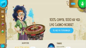 Test av CasinoLab Live Casino nytt live casino